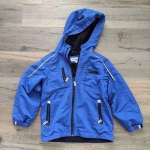 London Fog Boy's Jacket Blue Size 7